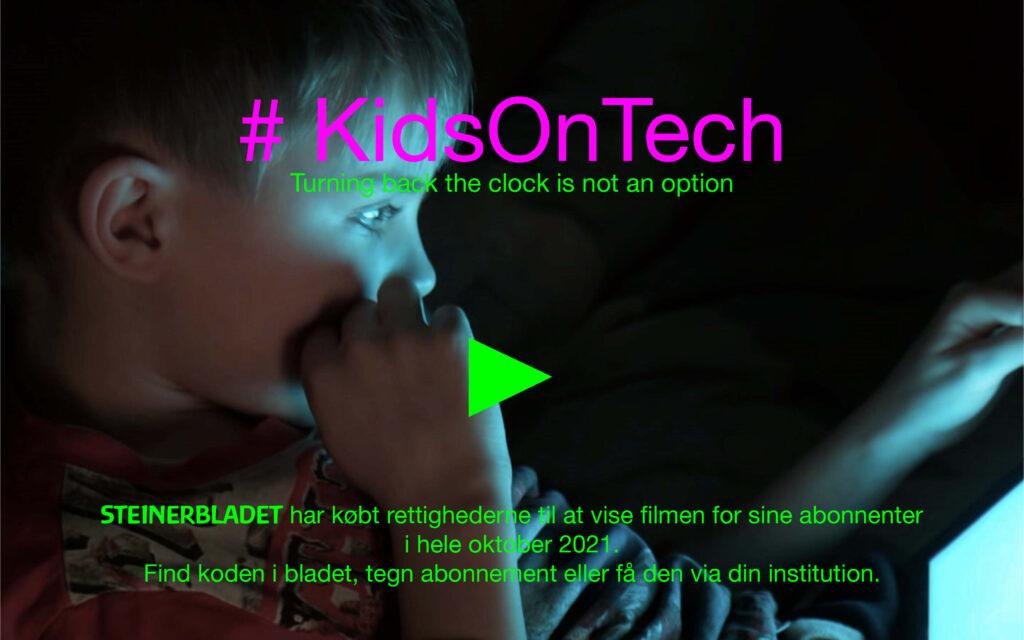 #kidsontech
